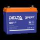 Аккумуляторная батарея DELTA GX 12V-60AH Xpert