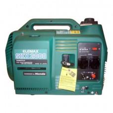 Бензогенератор ELEMAX SHX2000-R инверторный