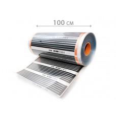 Инфракрасный пленочный теплый пол RexVa XМ шириной 1 метр 220 Вт/кв.м.