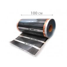 Инфракрасный пленочный теплый пол RexVa XT шириной 1 метр 220 Вт/кв.м.