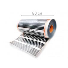 Инфракрасный пленочный теплый пол RexVa XМ шириной 0,8 метра 220 Вт/кв.м.