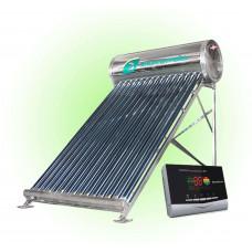Солнечный водонагреватель с DVT трубками 100 литров Люкс